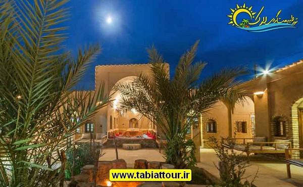 اقامتگاه کاریز در روستای مصر