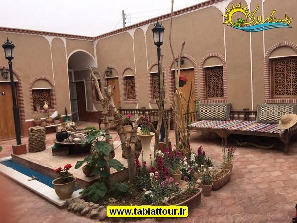 اقامتگاه بومگردی در کویر مصر