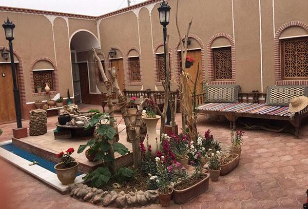 اقامتگاه های کویر مصر