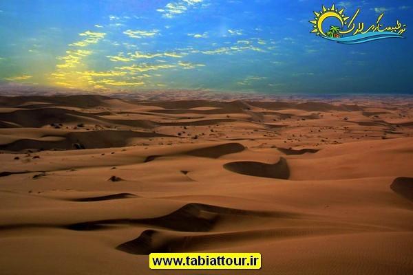 کویر مرنجاب در اصفهان