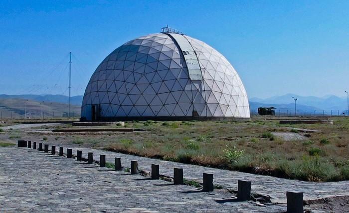 رصدخانه مراغه در آذربایجان شرقی
