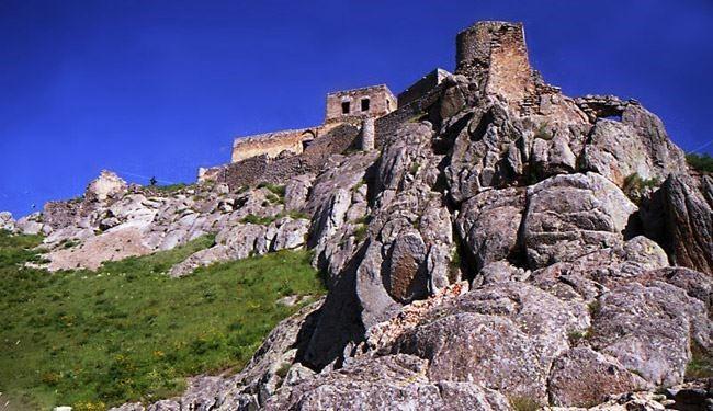 قلعه آوارسین آذربایجان شرقی
