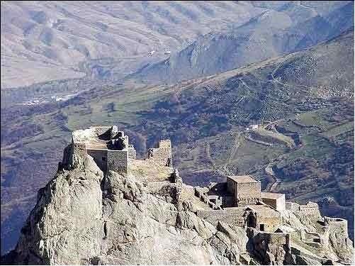 قلعه بابک آذربایجان شرقی