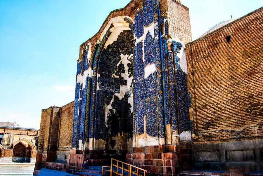 مسجد-کبود-آذربایجان شرقی