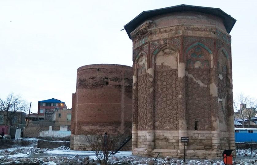گنبد-کبود-آذربایجان شرقی
