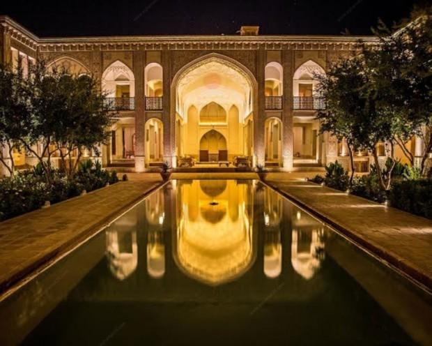 خانه-عامری-ها-کاشان-در-استان-اصفهان