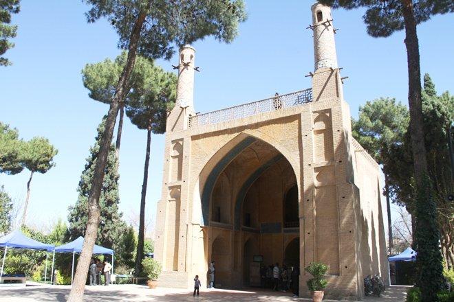 منارجنبان-استان-اصفهان