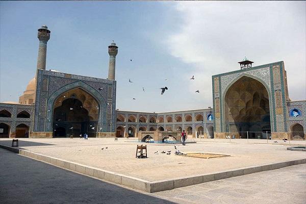 مسجد-جمعه-اصفهان