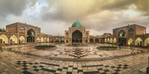 مسجد-جامع-معروف-به-مسجد-سید-استان-زنجان
