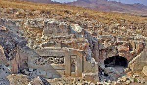 معبد-داش-کسن-(ویر)-یا-اژدهای-پنهان-استان-زنجان
