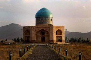 مقبره-ملاحسن-کاشانی-استان-زنجان