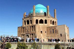 گنبد-سلطانیه-استان-زنجان