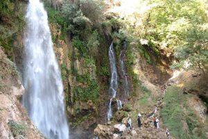 آبشار-شیوند-استان-خوزستان