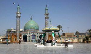بقعه-علی-بن-مهزیار-استان-خوزستان