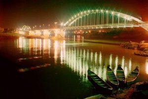 پل-سفید-اهواز-در-استان-خوزستان