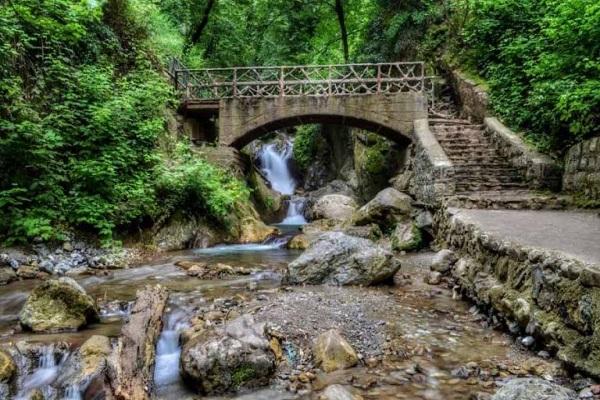 آبشار-کبودوال-(علی-آباد-گلستان)