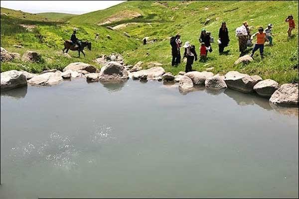 چشمه-آبگرم-و-منطقه-ییلاقی-کوته-کومه-استان-گیلان