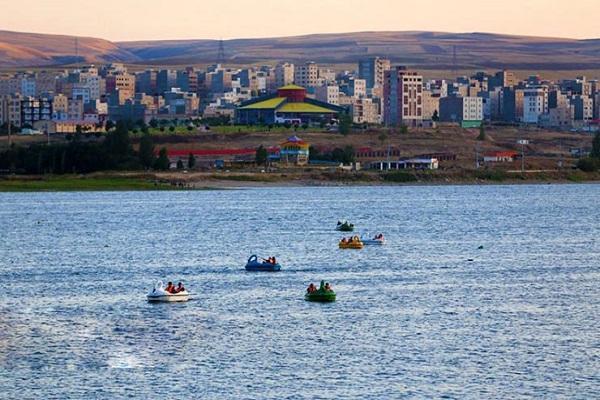 دریاچه-شورابیل