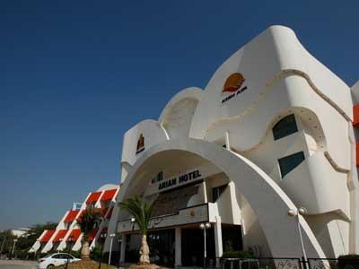 هتل آریان کیش ارزان قیمت