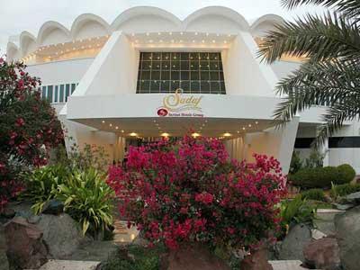 هتل سورینت صدف کیش ارزان قیمت