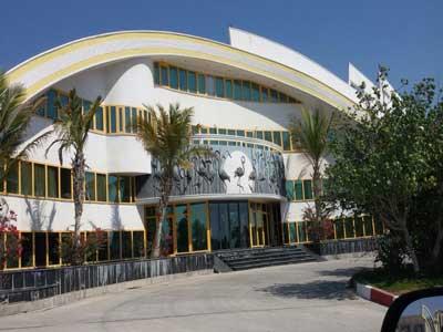 هتل فلامینگو کیش ارزان قیمت